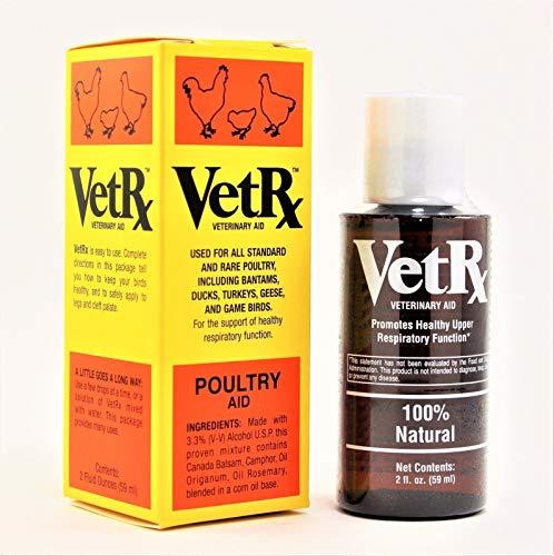 VetRx Poultry Aid 2oz