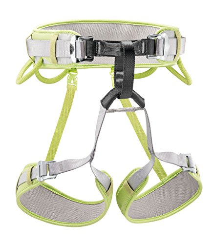 PETZL Corax Harness 1Imbracatura, Unisex, Unisex, Corax Harness 1, Verde, Taglia Unica