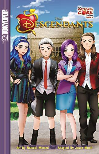 Disney Manga: Descendants - The Rotten to the Core Trilogy Book 3 (English Edition)