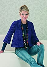 Stylecraft Ladies Jacket Special Knitting Pattern 8506 DK