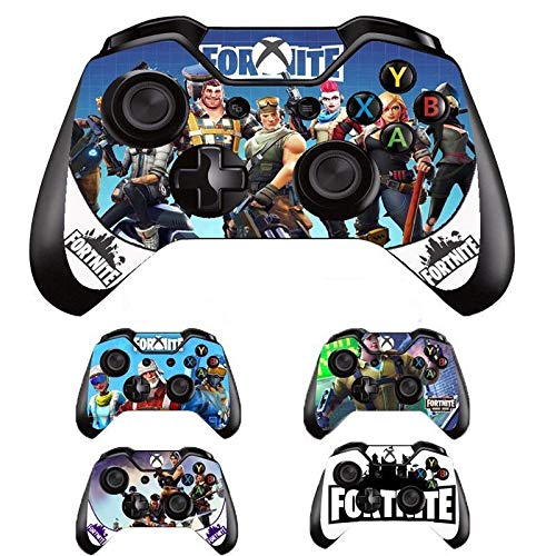 NA For Xbox One Controller Pad Sticker Skin Decal Battle Royale Shooter Pattern