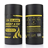 Hot Gel Thermoactive Cream, Sweat Workout Enhancer Gel, Weight Loss and Fat Burning Cream for Belly, Women and Men, , Slimming Cream for Tummy, Anti Cellulite Cream for Body, Deep Tissue Massage & Muscle Relaxer