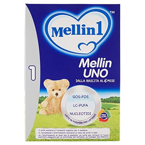 Mellin 1 Alimento per La Prima Infanzia, 2 x 400g