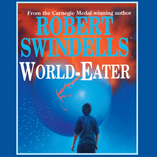 World-Eater audiobook cover art