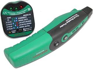 Meiyiu MASTECH MS5902 Automatic Circuit Breaker Finder Fuse Socket Tester MS5902-TB US Plug