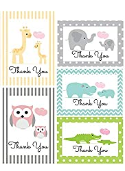 thank you note for gifts after baby with wording examples
