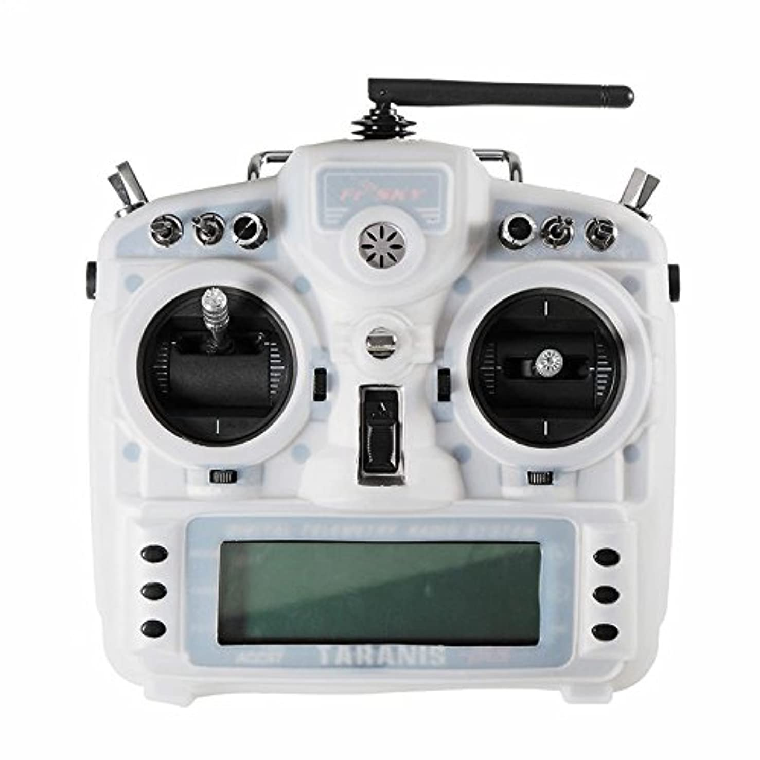 Transmitter Silicone Case Cover Shell Spare Part for X9D Plus SE - RC Toys & Hobbies Radios & Receiver - (White) - 1 X Transmitter Silicone Case Cover