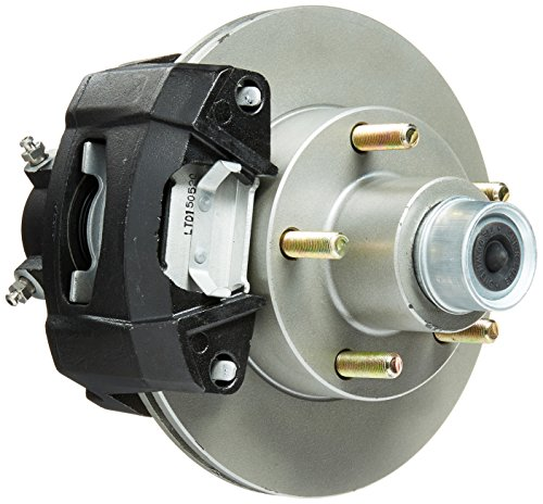 "Tie Down Engineering 82113 10"" Integral Style Vented Rotor Disc Brake Kit"