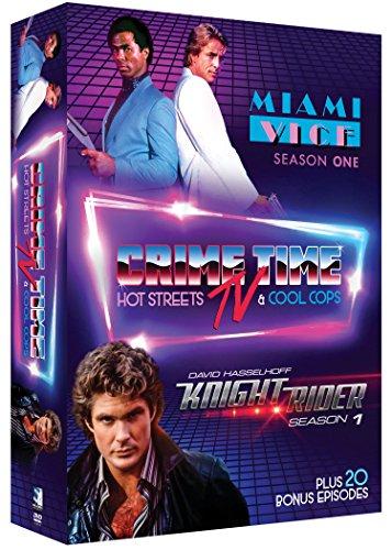 Crime Time TV - Miami Vice and Knight Rider TV Bundle