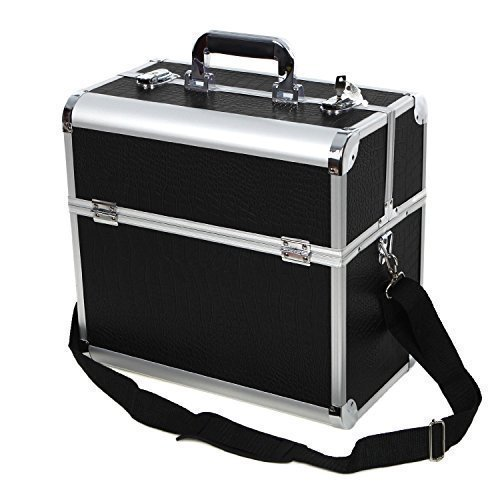 Bellasan Sanikoffer leer Sportbetreuerkoffer Sanitätskoffer Erste-Hilfe-Koffer, leer, Aluminium
