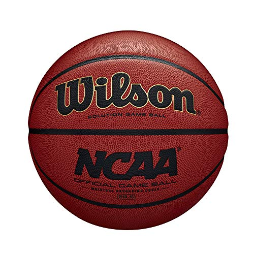 Buy Discount Wilson NCAA Official Game Basketball, Intermediate - 28.5