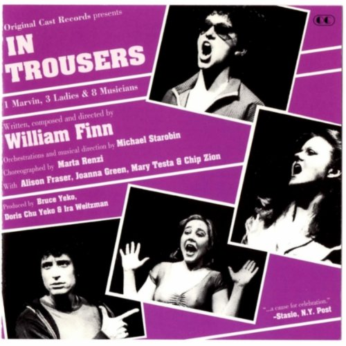 In Trousers (1979 Original Off-Broadway Cast) [Cast Recording]