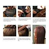 Zoom IMG-1 quesuc affascinante parrucca capelli lunghi