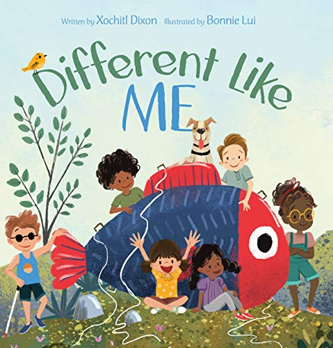 Different Like Me (Our Daily Bread for Kids Presents)