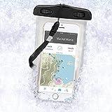 Wicked Chili snowbag per Apple, Samsung, Nokia, LG, htc, Motorola–Custodia impermeabile per sport invernali, Outdoor (4.0–5.2pollici/protezione da neve, Pioggia/impermeabile fino a 3m/IPX8)