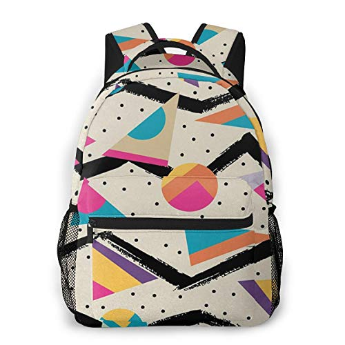 Rucksack Männer und Damen, Laptop Rucksäcke für 14 Zoll Notebook, Indie 722 Kinderrucksack Schulrucksack Daypack für Herren Frauen