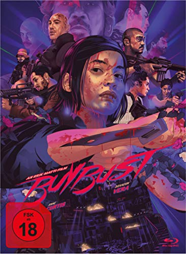 BuyBust - 2-Disc Limited Collector's Edition im Mediabook (Blu-ray + DVD)
