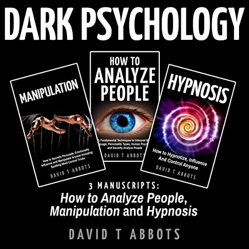 Couverture de Dark Psychology: 3 Manuscripts