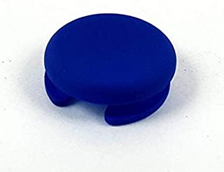 Replacement 3D Analog Thumb Stick Grip Joystick Cap Cover Rocker Button For Nintendo 3DS 3DSXL New 3DS New 3DS XL LL (Blue #2)