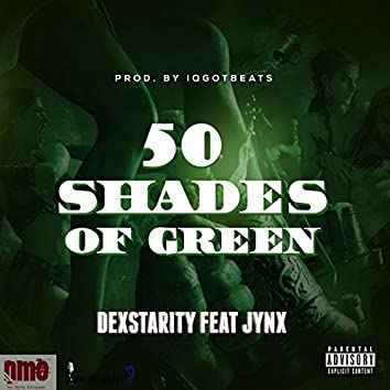 50 Shades of Green - Single