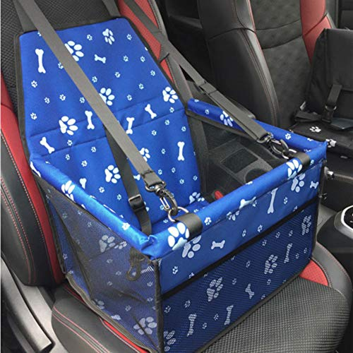 WYSTLDR Folding Pet Dog Carrier Pad Waterproof Dog Seat Bag Basket Safe Carry House Cat Puppy Bag Dog Car Seat Pet Products Dog Carriers