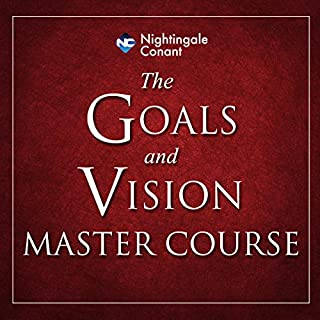 Goals and Vision Mastery Course audiobook cover art