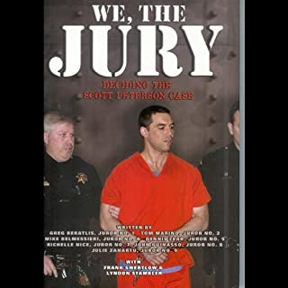 We, the Jury audiobook cover art