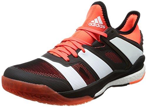 adidas adidas Herren Stabil X Handballschuhe Rot (Rojsol/Ftwbla/Negbas 000) 48 2/3 EU