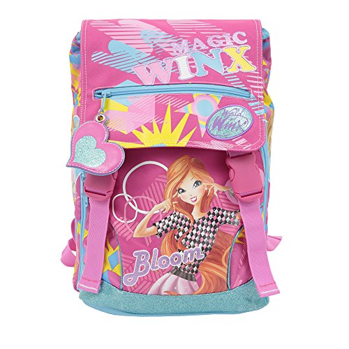 Winx Extensible Backpack Multi With Gadget