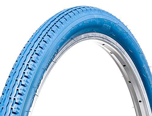 AMIGO Neumáticos exteriores Ortem Vert-X26 x 1,75 (47-559), color azul claro
