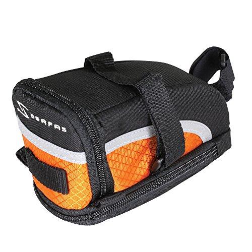 Serfas Speed Bag, Orange, Medium