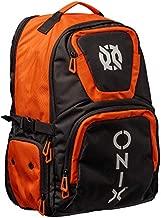 Onix Pickleball Pro Team Backpack — Orange/Black