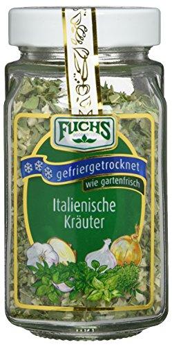 Fuchs Italienische Kräuter gefriergetrocknet, 2er Pack (2 x 22 g)