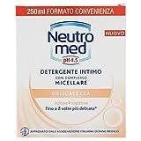Neutromed Detergente Intimo Delicatezza con Complesso Micellare, 250ml