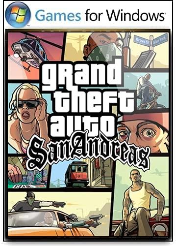 GTA-San Andraes – Digital Download – [ NO DVD NO CD ] – [No Multiplayer/No Redeem* Code] -Full PC GAME