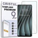 Protector de Pantalla para HTC DESIRE 20 PRO, Cristal Vidrio Templado Premium