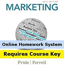CengageNOW for Pride/Ferrell's Marketing 2014, 17th Edition