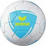 Erima Future Grip Kids Handball Jeunesse Unisexe, Blanc/curaçao/Jaune Fluo, 0