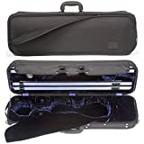 Gewa Maestro 309V Black/Blue 4/4 Violin Case