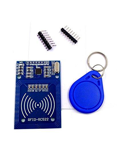 JZK Mifare RC522 Kartenleser RFID Keycard RF Reader IC Karte modul für Arduino Raspberry Pi