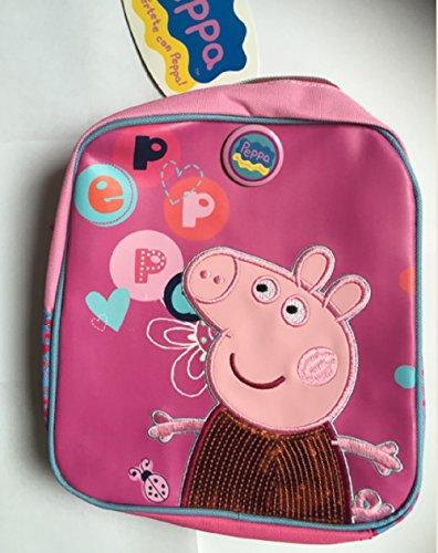 Peppa Pig Mädchen Jungen Kinder Rucksack Schule Rucksack