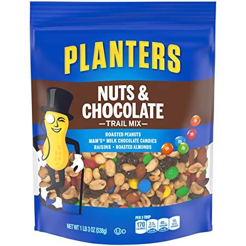 Planters Nuts & Chocolate M&M's Trail Mix (19 oz Bag)