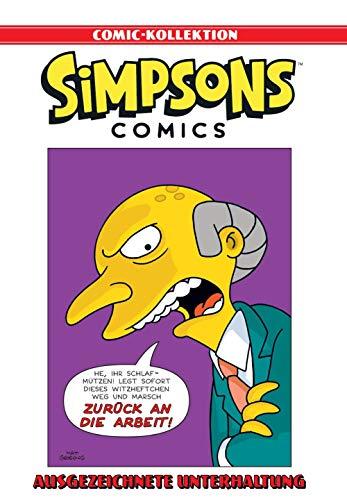 Simpsons Comic-Kollektion: Bd. 37: Ausgezeichnete Unterhaltung