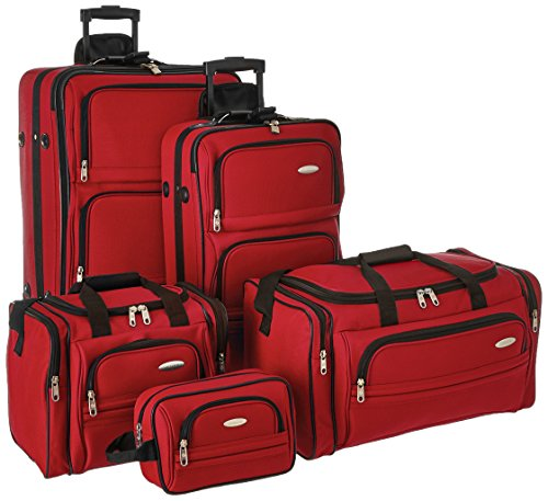 SAMSONITE Outpost 5 Piece Nested Luggage Set
