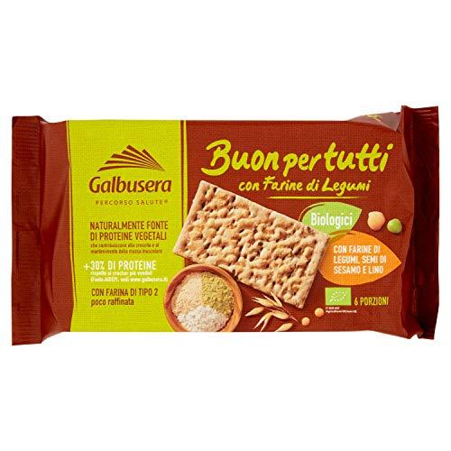 Galbusera Cracker Buonpertutti, 240g