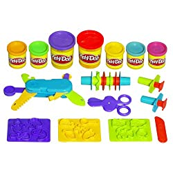 7. Play-Doh: Toolin' Around Playset