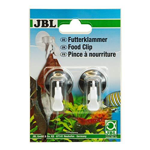 JBL Futterklammer 6316300, Universalklammer für Futter und Salatblätter