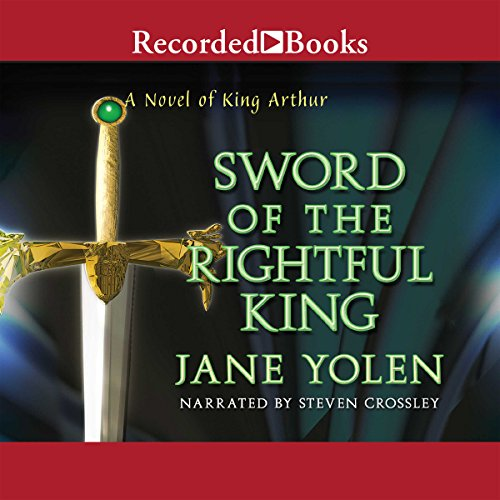 Sword of the Rightful King audiobook cover art