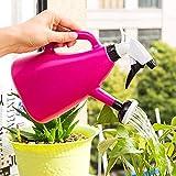 LXH-SH Distribucion de Herramientas de jardinería Doble Uso Jardinería Regadera Grande Presión Manual Aspersor Botella de rociado Botella de Aerosol Entrega de Colores al Azar