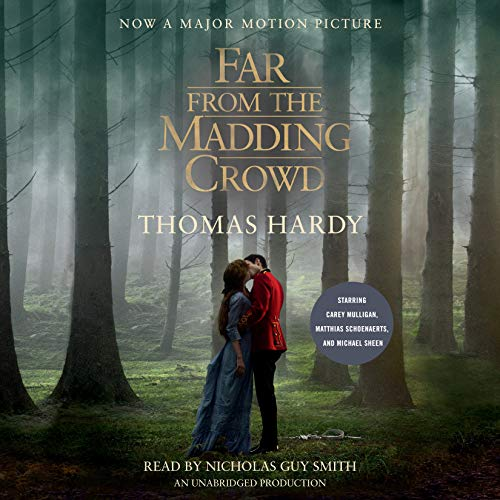 Far From the Madding Crowd (Movie Tie-in Edition) cover art